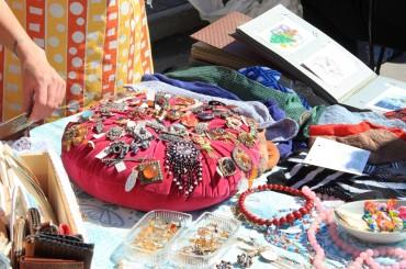 Aicinām pieteikties tirgotājus dalībai septembra Riga Flea Market