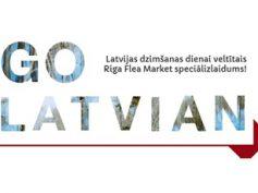 """Latvijas zīmolu tirdziņš """"GO LATVIAN!"""""""