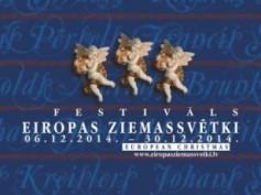 """""""Latvijas Koncerti"""" rīko festivālu """"Eiropas Ziemassvētki"""""""