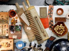 В Спикери пройдет Рождественская ярмарка Open Air Vintage