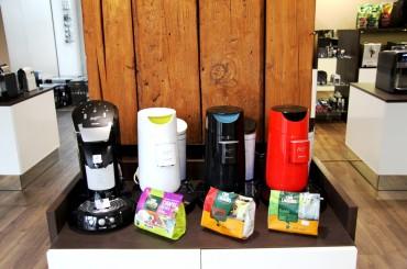"""Aktuālās akcijas kafijai un kafijas automātiem salonveikalā """"Kafijas Draugs"""""""