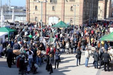 Aicina pieteikties tirgotājus dalībai RIGA FLEA MARKET