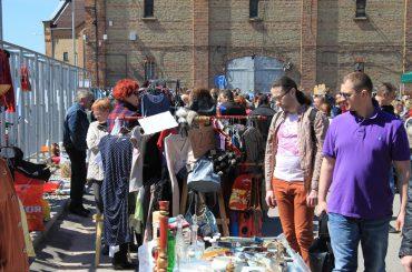 Началась регистрация на Riga Flea market