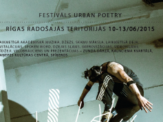 """Festivāla """"Urban Poetry"""" ietvaros Spīķeru kvartālā norisināsies """"Dzejas slams"""""""