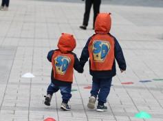 Aizvadīti bērnu dienas svētki Spīķeros