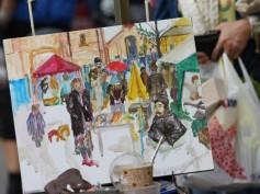 """Raibs piedāvājums un lieliska atmosfēra 11.jūlija tirdziņā """"Riga Flea Market"""""""