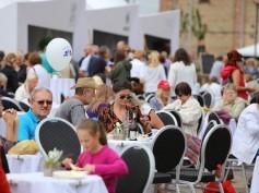 """Второй год на Празднике Риги посетителей будет радовать """"Ресторан Праздника Риги"""""""