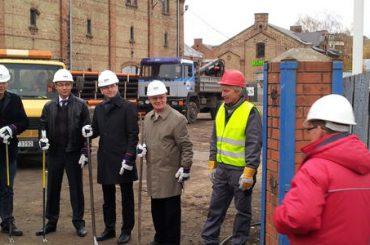 Spīķeru kvartāla un Daugavas krastmalas rekonstrukcija