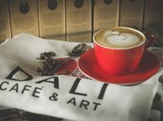 Cafe DALI darba laiks rudens/ziemas sezonā