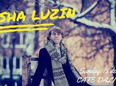 Kонцерт российского музыканта Миши Лузина