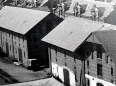 Spīķeri. Piemineklis Rīgas tirgoņiem