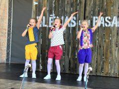 """29.maijā Spīķeros norisināsies festivāls bērniem """"Radi un iedvesmojies"""""""