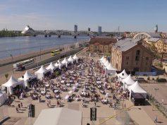 13.augustā Spīķeros norisināsies Rīgas svētku restorāns