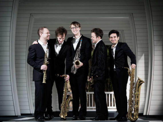 Saxophonia. Five Sax (Austria)
