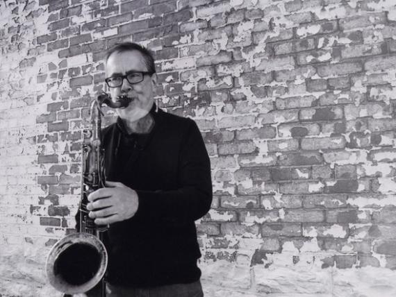 Saxophonia. Spīķeri Jazz, the Latvian Radio Big Band
