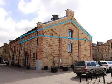 Офисные помещения площадью 137 m2
