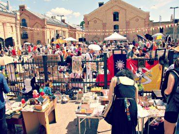 FOTO: Jūnija Rīgas krāmu tirgus atradumi