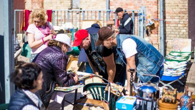 Sestdien Spīķeru kvartālā norisināsies Bagāžnieku tirgus