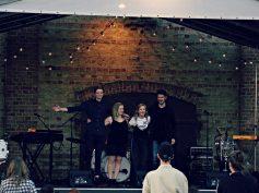 """FOTO: Grupas """"Franco Franco"""" koncerts Spīķeru kvartālā"""