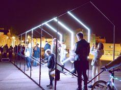FOTO: Baltā Nakts 2017 Spīķeru kvartālā
