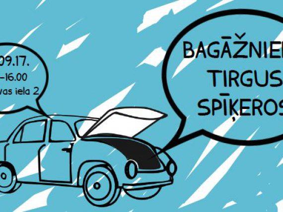 Spikeri Car-boot Market