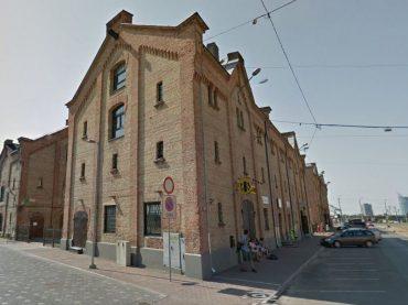 Biroja telpas, 155,6 m2