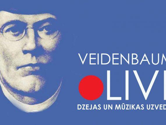 Dzejas un mūzikas kabarē VEIDENBAUMS. LIVE