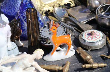Находки на Рижском блошином рынке в мае