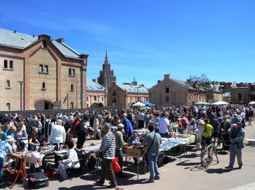 Riga Flea Market