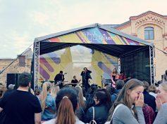 ФОТО: Большой концерт на природе в Спикери #2