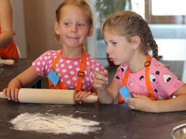 Kulinārijas meistarklases bērniem