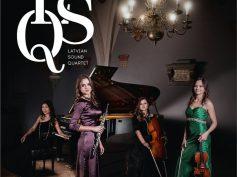 """""""Latvian Sound Quartet"""" svinēs piecgadi ar programmu """"Amerikas vilinājums"""""""