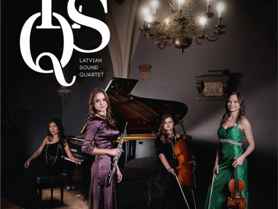 Latvian Sound Quartet. Amerikas vilinājums