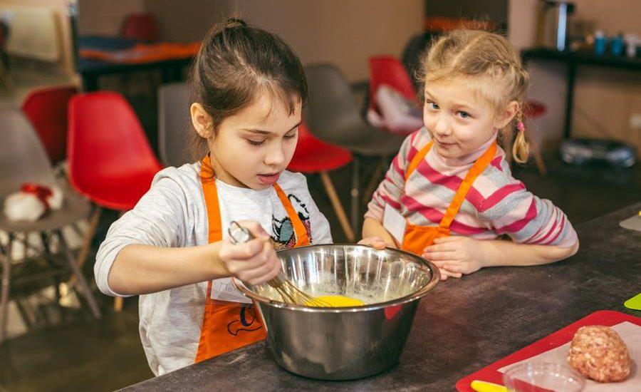 kebabu kulinarijas meistarklase bērniem Spīķeri Culinarium
