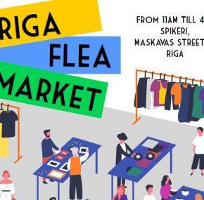 Riga flea market returns to Spīķeri on April 13