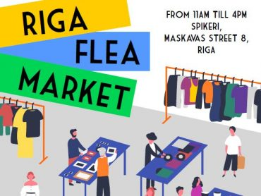 Riga flea market returns to Spīķeri on April 13