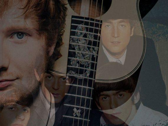 Koncerts: No The Beatles līdz Ed Sheeran. Latvijas Radio bigbends