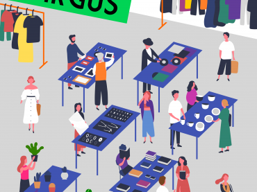 Rīgas krāmu tirgus 2019