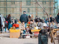 Sestdien Spīķeru kvartālā norisināsies Rīgas krāmu tirgus