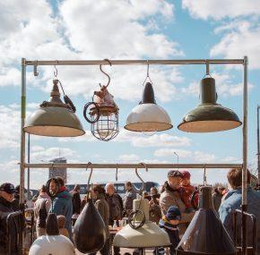 Riga Flea Market launches the new season in Spīķeri