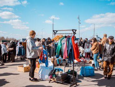 27.aprīlī Spīķeros norisināsies krāmu tirgus