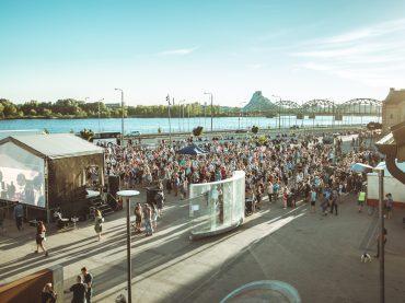 Open-air concerts at Spīķeri