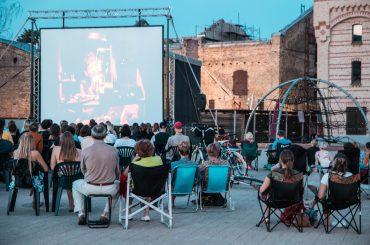 Фильм HOMO NOVUS в Спикери — открытие киновечеров на природе