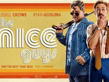 Brīvdabas kino vakars Spīķeros: Foršie džeki / The Nice Guys