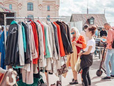 Sestdien Spīķeros norisināsies pēdējais Rīgas krāmu tirgus šogad