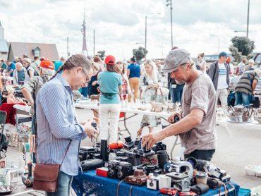 Tirgotāji aicināti pieteikt dalību Rīgas krāmu tirdziņā