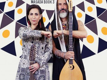 Sofia Rei (Argentīna) un JC Maillard (Francija) koncertprogrammā KETER no Džona Zorna (John Zorn) Masada Book 3