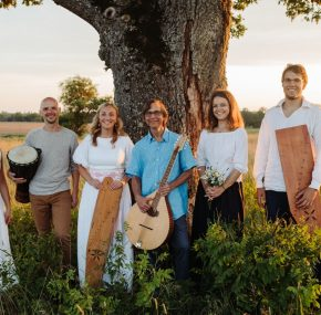 Musical group Rāmi Riti are coming to listeners with the new albumand a concert