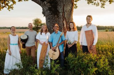 Musical group Rāmi Riti are coming to listeners with the new album and a concert