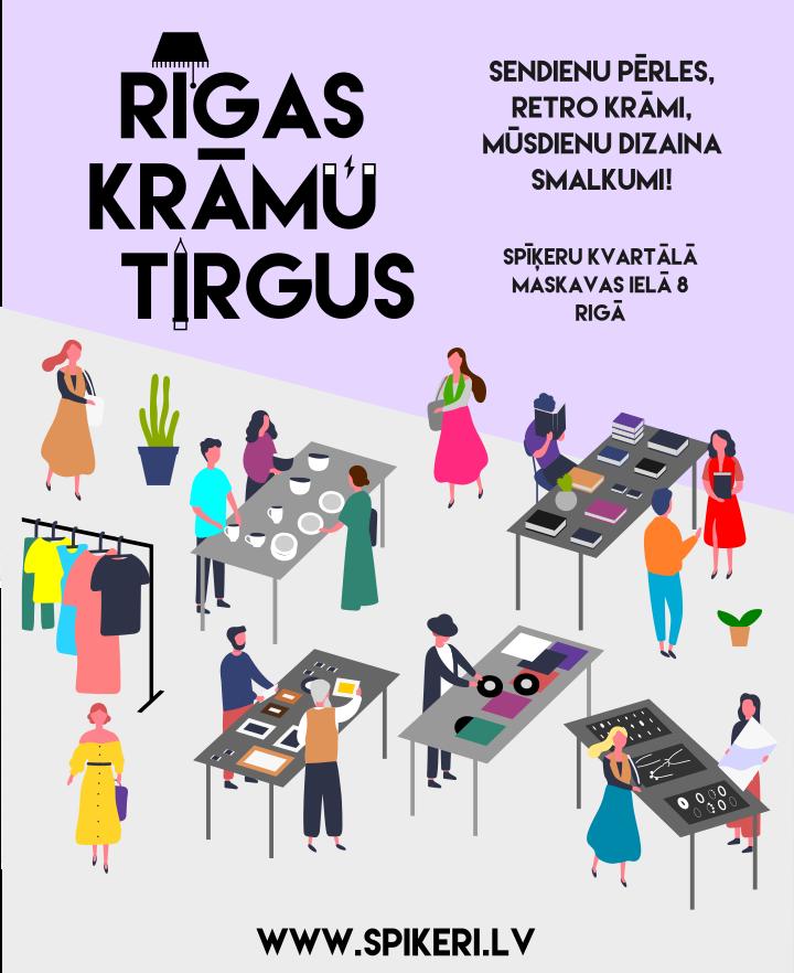 Rīgas krāmu tirgus